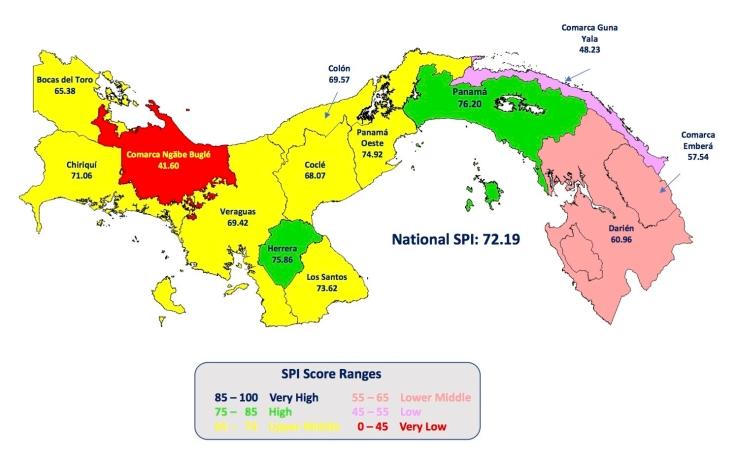 SPI panama map eng